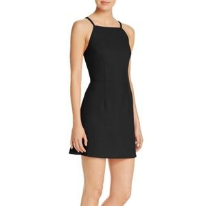 NWT French Connection Whisper A-Line Mini Dress 8